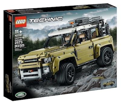 42110 range rover defender lego schachtel gallusbrick
