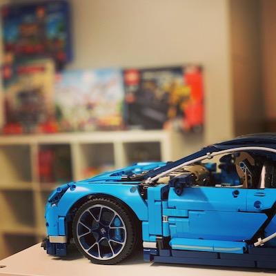 Bugatti lego gallusbrick laden