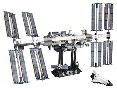 21321 lego iss front