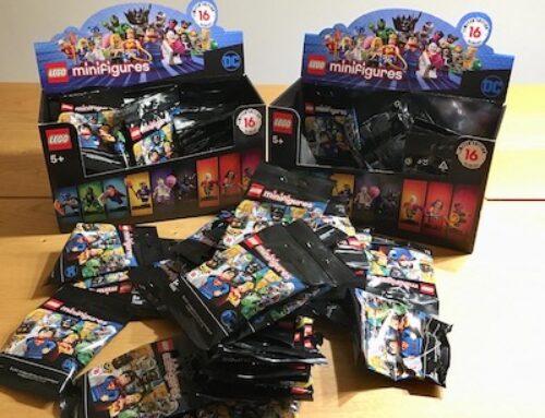 Lego Minifiguren DC Super Heroes