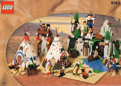 top 10 lego sets indianer
