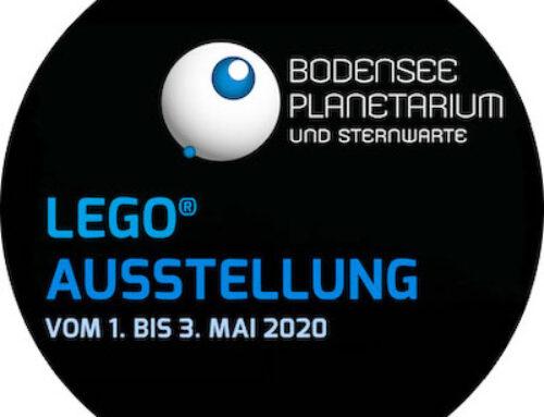 Lego Ausstellung 1. – 3. Mai 2020 | Brick in Space