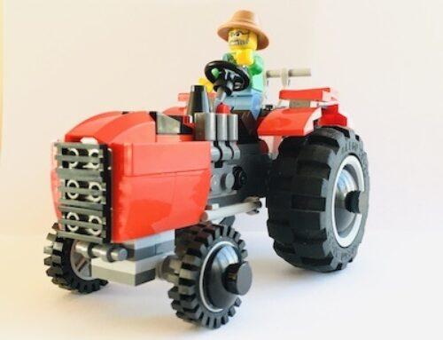 LEGO Traktor – Auf dem schönen Bauernhof
