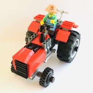 lego traktor oben gallusbrick