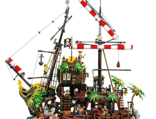 LEGO 21322 Piraten der Barracuda-Bucht