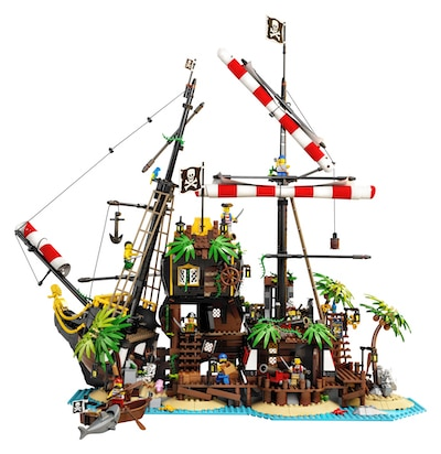 lego 21322 piraten der barracuda-bay