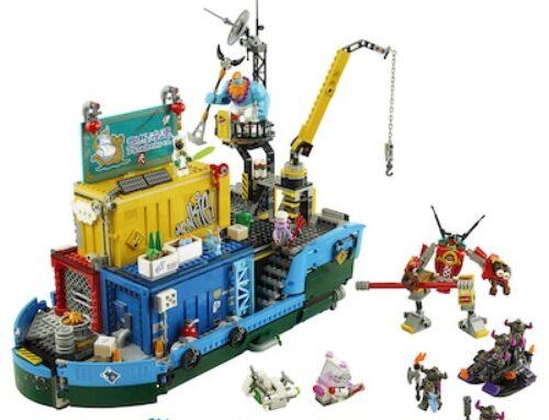 LEGO Monkie Kid – Die neue Themenwelt