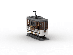 tram gallusbrick laden bauplan kaufen