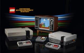 lego Super Mario NES 71374