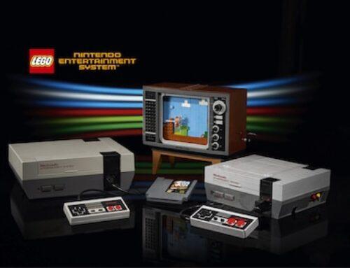 LEGO Super Mario NES