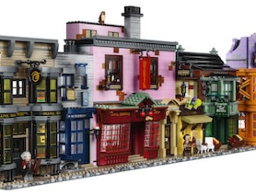 LEGO Harry Potter Winkelgasse 75978 – Diagon Alley