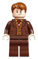 lego harry potter winkelgasse Fred George Weasley