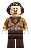 lego harry potter winkelgasse Gilderoy Lockhart