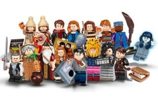 lego harry potter minifiguren serie 2