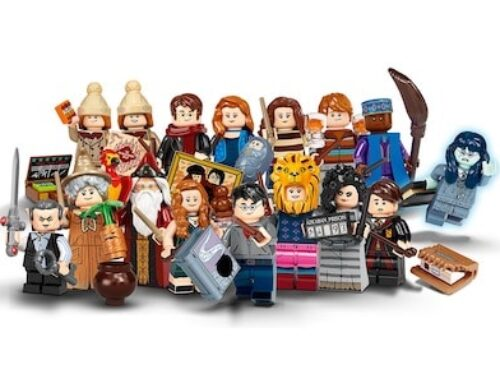 LEGO Harry Potter Minifiguren Serie 2