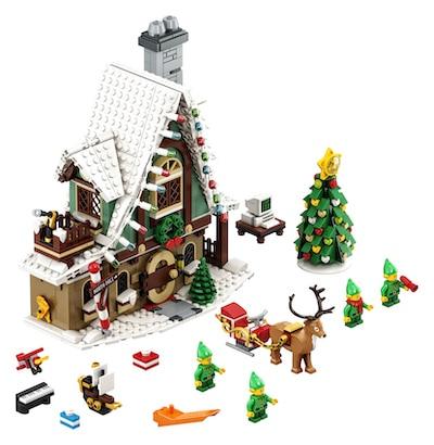 elfen klubhaus lego