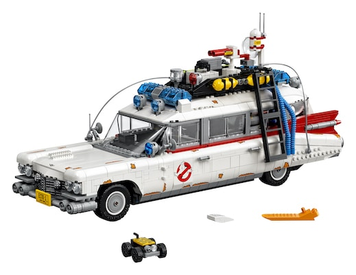 LEGO GHOSTBUSTERS ECTO-1 front