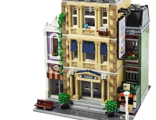 Polizeistation 10278 | Creator Expert