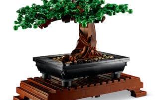 blumenstrauss bonsai lego