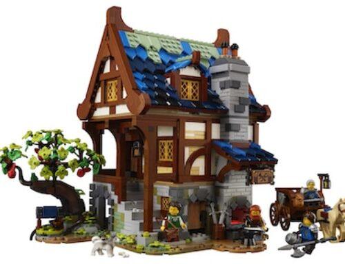 IDEAS Mittelalterliche Schmiede 21325