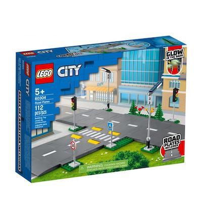 lego strassenkreuzung 60304