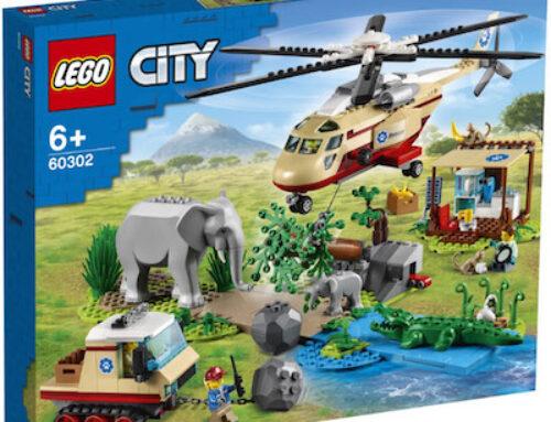 Die LEGO Elefanten sind zurück! City Sommer 2021 Neuheiten